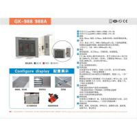 Buy cheap GK-988 spray booth from wholesalers