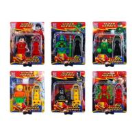 China Plastic Toy Justic League 2015-53 wholesale