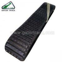 Buy cheap Rubber tracks 450X81W Excavator tracks from wholesalers