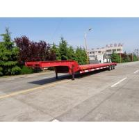 Buy cheap Low flat-panel semi-trailer from wholesalers