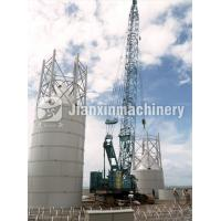Buy cheap 50ton cement silo PRODUCTS Concrete silo house from wholesalers