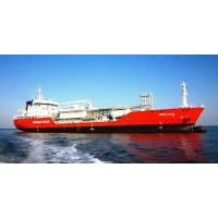 Buy cheap Liquefied gas tanker Name:6500m from wholesalers