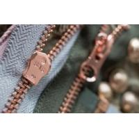 Buy cheap Metal zipper from wholesalers