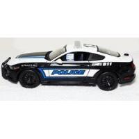 China CUSTOM 1/18 Ford Mustang Concept Police Car WITH WORKING LIGHTS & SIREN! on sale