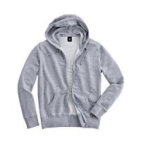 China Mens Full Zipped and Hooded Sweatshirt on sale