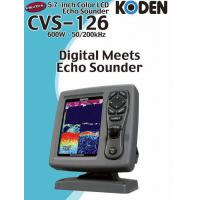 China SAMYUNG BNWAS 5.7-inch Color LCD Echo Sounder wholesale