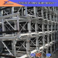 China Construction elevator mast standard knot / paint spray painting standard section wholesale