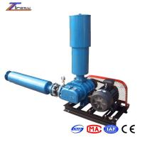 China High efficiency SNLT200 Type electric power rotary three lobes roots industrial blower wholesale