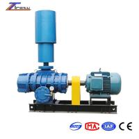 High Pressure SNLT50 type roots blower with CE standard