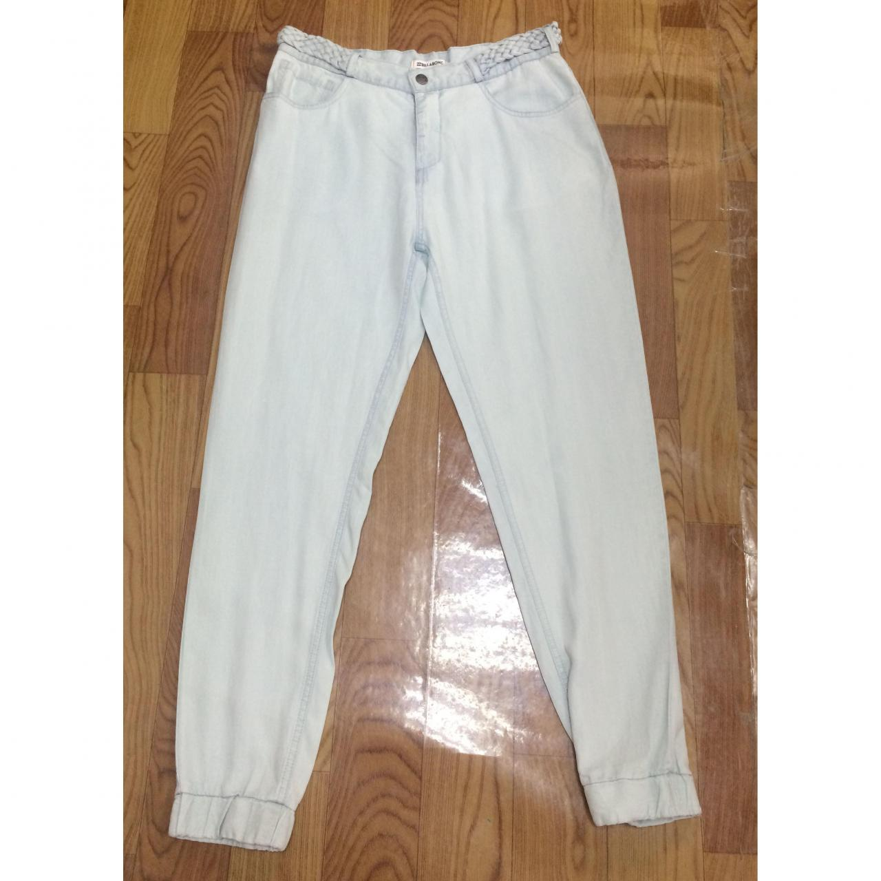 China New Design New Style Jeans Pants for Women on sale