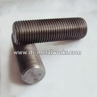 China ASTM A193 B16 All Threaded Stud Bolts on sale