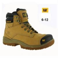 China Footwear Caterpillar Spiro Honey Safety Boot on sale