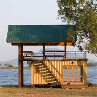 China Low Cost Hiqh Quality Recycled Flat Pack Prefabricated Toilet on sale