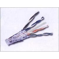 China SF UTP cable double shielded four pairs on sale