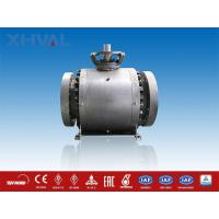 China TRUNNION (FORGED STEEL BALL VALVE) on sale