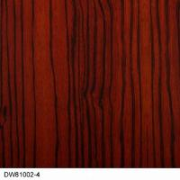 China 70-80gsm Wood Grain Pre-impregnated Melamine Paper for Plywoods HPL MDF Particle Board wholesale