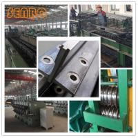 China Elevator Guide Rail Manufacturing Production Line Process Machinery on sale