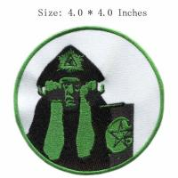 China Make In China Sailor Embroidery Military Patch wholesale