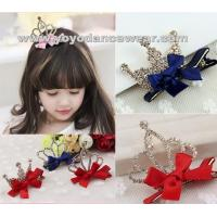China HAC010Chilrens Lovely Crown- 4 STYLES wholesale