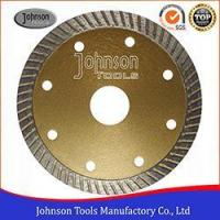 China 110mm Sintered Turbo Saw Blade, Ceramic Tile Saw Blade, Diamond Cutting Blades for Tiles on sale