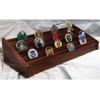 China Military Challenge Coin Displays And Holders on sale