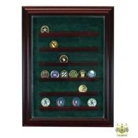 China Challenge Coin Display Case - 36 Coin on sale