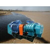 China Sewage treatment roots blower for aeration wholesale