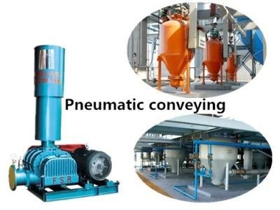 Quality Pneumatic conveying roots blower for sale for sale