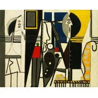 World Famous Paintings Picasso 28-30