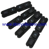 Buy cheap SprayPainted &Laser Etched Silicone Rubber Keypad from wholesalers