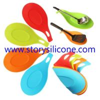 Buy cheap Silicone Spoon Pad from wholesalers