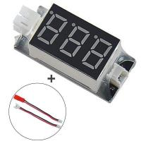 Buy cheap PH2.0 PH1.25 Voltage Checker Display Tester For Eachine E010 E010S Blade Inductrix Tiny Whoop from wholesalers
