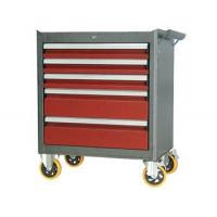 China Heavy Duty Tool Box With 5 Drawer Roller Tool Cabinet W684mm x D462mm x H687mm wholesale