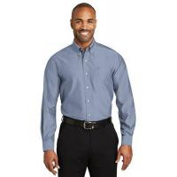 China Red House - Non-Iron Pinpoint Oxford Shirt. RH24 on sale
