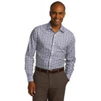 Buy cheap Red House Tricolor Check Slim Fit Non-Iron Shirt. RH74 from wholesalers