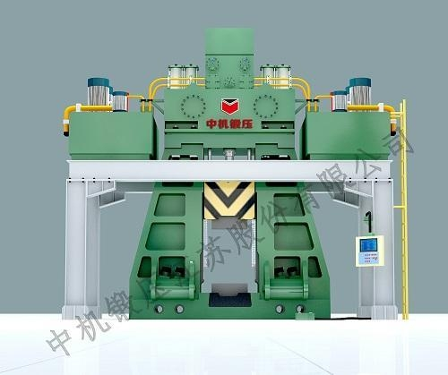Quality CT88K CNC fully hydraulic die forging hammer for sale