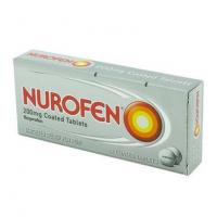 China Nurofen Ibuprofen 200mg Coated Tablets wholesale