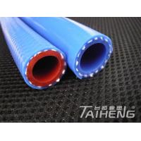 China Woven silicone tube wholesale
