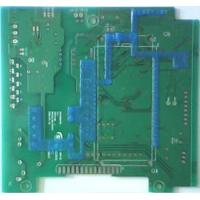 Buy cheap Peelable single layer pcb board from wholesalers