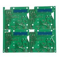 Buy cheap Double layers peelable pcb board from wholesalers