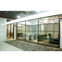 Buy cheap 100 single glazed partition from wholesalers