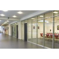 Buy cheap 80 double glazed partition from wholesalers