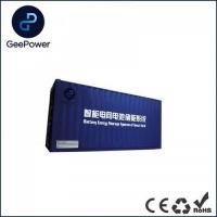 Buy cheap 1MW Lithium Battery Energy Storage System from wholesalers