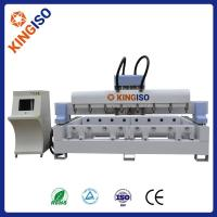 Buy cheap Kingiso China Hot-sale wood engraving cnc router from wholesalers