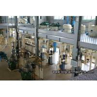 Buy cheap Vegetable Oil Refining Machines  Solution and Technology from wholesalers