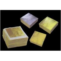 Buy cheap Foil Products Gold and silver foil from wholesalers