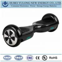 Buy cheap Black 2 wheel electric self balancing scooter from wholesalers