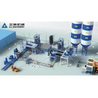Buy cheap Block Making Machine block machine Fully automatic production line from wholesalers