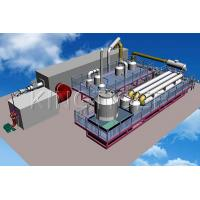Buy cheap Continuous Plastic Pyrolysis Plant from wholesalers