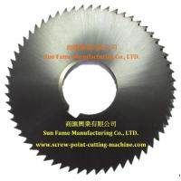 Buy cheap Screw Cutting Machine Round Saw from wholesalers